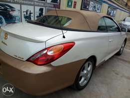 Toyota solara toks convertible 2006 model very neat