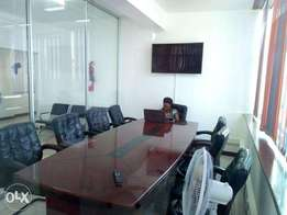 Executive and Well Aerated Boardroom Access