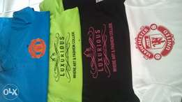 T-shirt printing from R50