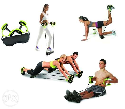 Brand New Revoflex Ab Wheel Slimming Exercise