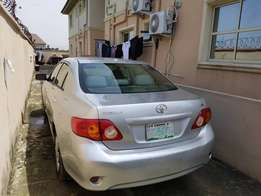 Barely Used Toyota Corolla For Sale
