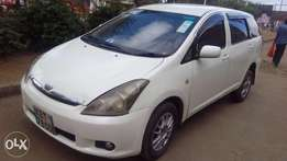 Toyota wish for quick sale