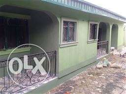 A Roomselfcontain for rent at odoguyan ikorodu