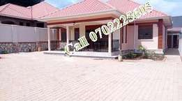 Sun filled 4 bedroom house for sale in Kyaliwajjala-Naalya at 270m