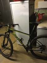 29er Scott scale 960 large frame