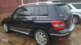 Mercedes-Benz GLK 350 Tokunbo Year 2011