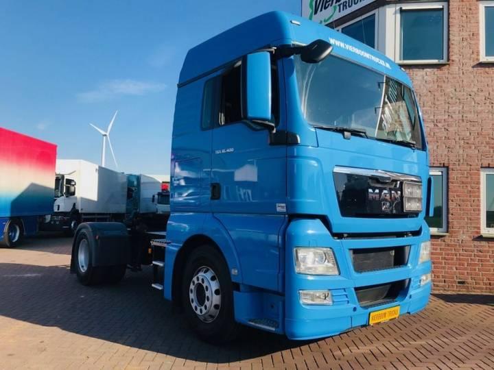 MAN TGX 18.400 ADR EURO 5 RETARDER HOLLAND TRUCK - 2012
