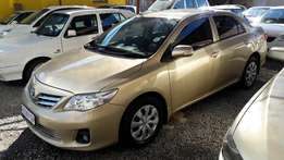2011 Toyota Corolla Professional 1.3 in good condition for sale