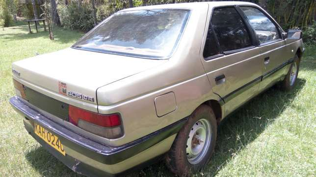 Great condition Peugeot 405. Eldoret North - image 2