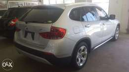 Silver BMW X1 Available for Sale