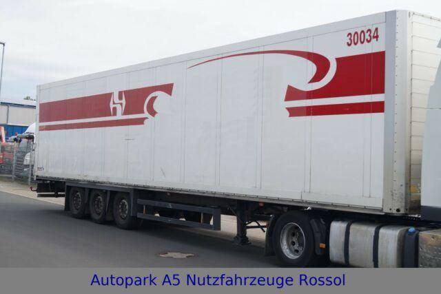 Schmitz Cargobull SK024 Koffer SAF Doppelstock - 2003