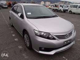 2012 Model KCP...Toyota Allion 1500cc