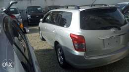 2011/2012 Toyota fielder in stock