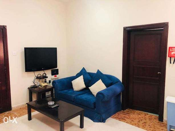 1 bhk Thumama 4000 qr monthly or yearly الثمامة -  6