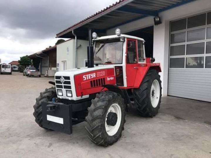 Steyr 8120 a - 1982