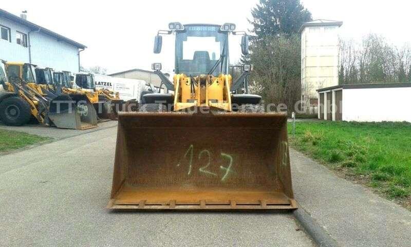 Liebherr L 538 2plus1 -auch mit Schnellwechsler,Waage usw - 2008 - image 5