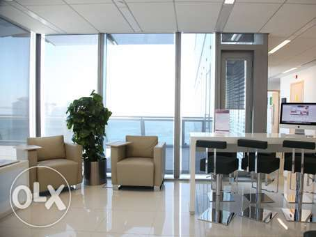 Qatar's 5 star Luxurious Premium Serviced Office مطار الدوحة -  3