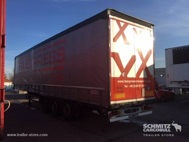 Schmitz Cargobull Curtainsider Mega - 2014 - image 2