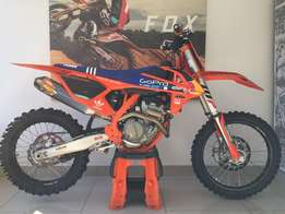 Used 2016 KTM 250 SX-F Factory Edition