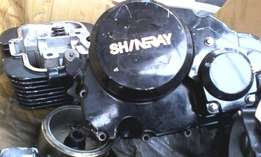 Complete 250CC Shinray Engine Parts At CLIVES BIKES