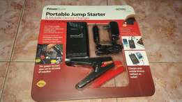 Portable Jump Starter and Mobile device charger