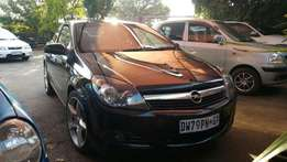 2009 Opel Astra GTC with leather seats