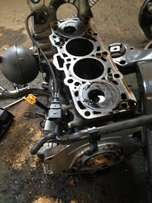 VW Polo 1.9 TDI ATD sub assembly engine for sale