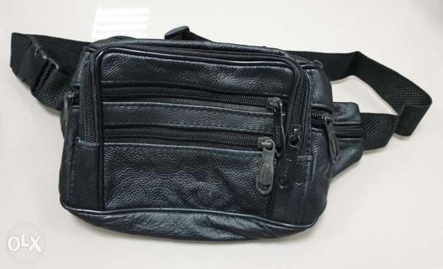 Leather waist bags for sale