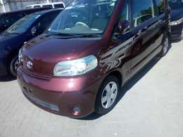 Toyota Porte 2010 KCL Red Wine