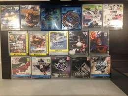 16 Latest Ps3 Games Take All for R1800