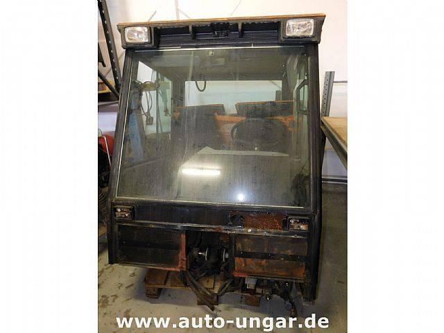 Multicar Tremo 601 Fahrerhaus Kabine mit Türen - 1998