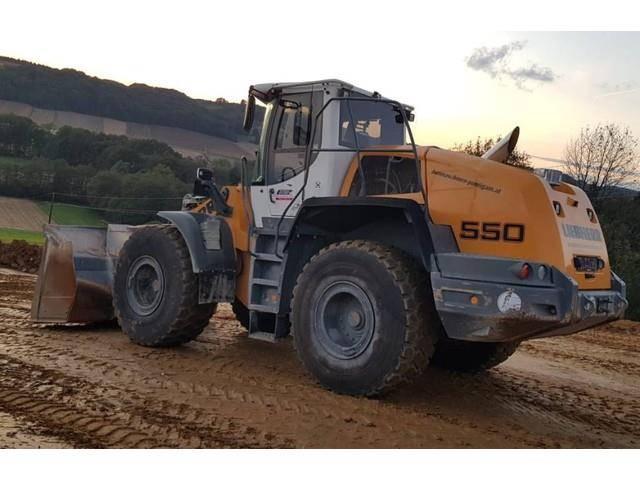 Liebherr L 550 - 2013 - image 4