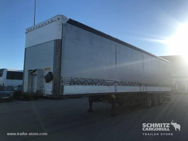 Schmitz Cargobull Curtainsider dropside - 2014 - image 5