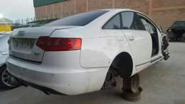 Audi A6 breaking for spares