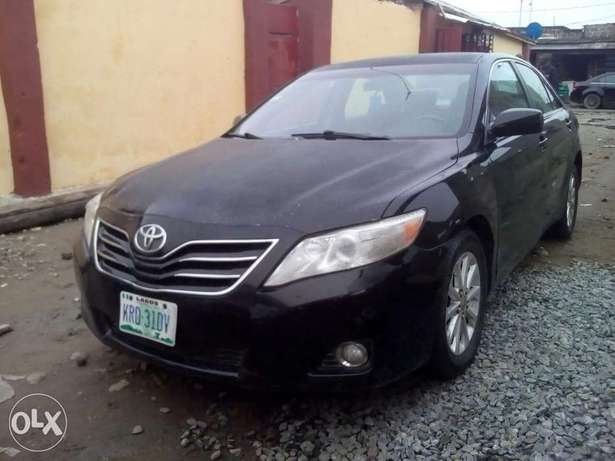 Just like Tokumbor 1st body super neat Toyota Camry Muscle up for grab Lagos Mainland - image 1