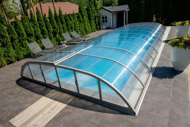 Inne rodzaje Zadaszenia basenowe, zadaszenie do basenu ogrodowego MONTAŻ ZX66