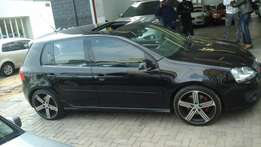 2008 Vw Golf 5 GTI 2.0 DSG for sale at R150000