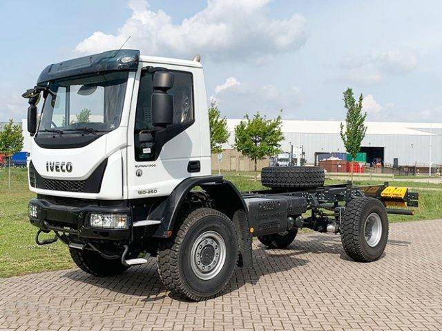 Iveco EuroCargo ML150E25 W 4x4 EuroCargo ML150E25 W 4x4, 5x