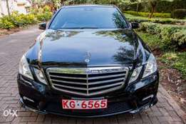 Mercedes Benz E250 AMG package 2011