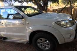 2009 Toyota Hilux D4D for sale R65500