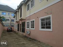 A 2 bedroom flat at Ozuoba by AIT station with ample parking space