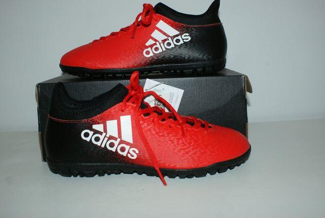 b762fa9fc buty piłkarskie TURF ADIDAS X 16.3 TF - Toruń - BUTY PIŁKARSKIE TURF ADIDAS  X 16.3