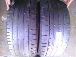 245/40/R17 on special each tyre is R750