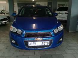 Pre owned 2013 Chevrolet sonic 1.3
