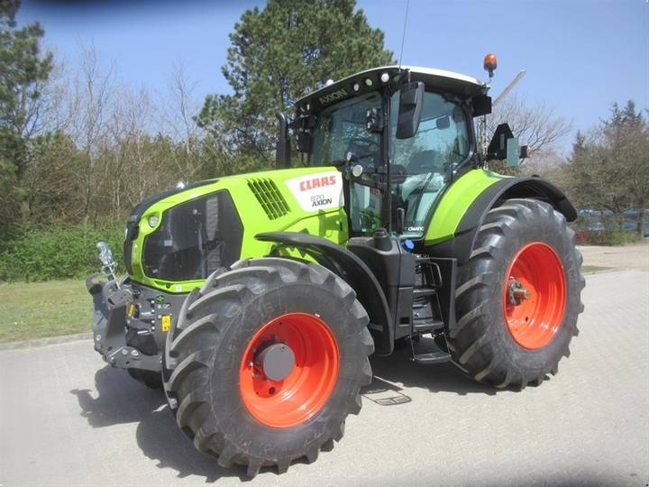Claas AXION 870 CMATIC - 2019