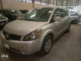 2004 Nissan Quest First body