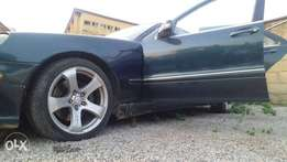 2000 BENZ S500 in good condition (urgent sale)