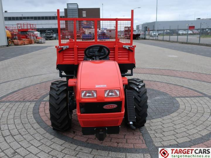 Goldoni Transcar 28RS Utility 4WD Tipper 3-Way Dumper NEW - image 2