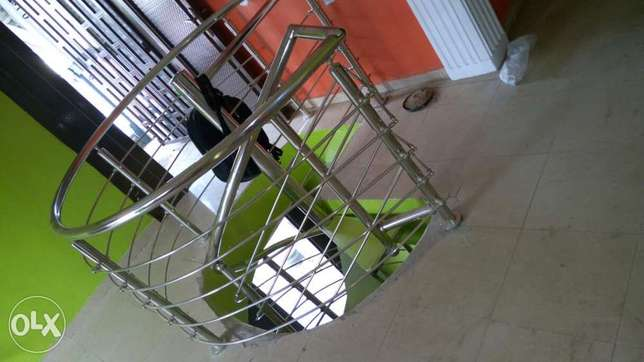 Stainless Steel harm railings Alimosho - image 8