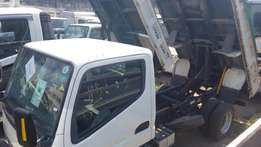 Mitsubishi fuso tipper truck brand new car